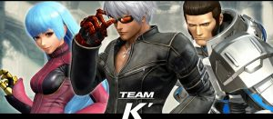 THE KING OF FIGHTERS XIV, THE KING OF FIGHTERS 「KOF14」 K'、ロバート、二階堂紅丸が登場するPV第5弾公開!