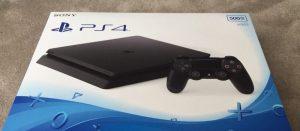 薄型「PS4 CUH-2000」本体 HDD容量500GBと1TBの2タイプが登場!