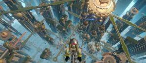 ラチェット&クランク THE GAME, ラチェット&クランク PS4「ラチェット&クランク」 ステージ外バグで惑星ケルバンの作り込みの凄さを実感!