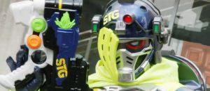 仮面ライダーエグゼイド DX武器「ガシャコンブレイカー」「ガシャコンソード」など