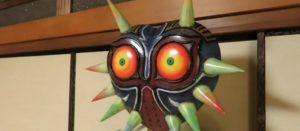 ゼルダの伝説 ムジュラの仮面, ゼルダの伝説 ゼルダの伝説 「ムジュラの仮面」を作った動画、不気味さ完璧すぎ!