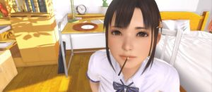VRカノジョ VRカノジョの発売日が決定!Oculus Touchにも対応で疑似的にお触り可能