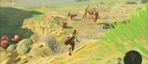 「ゼルダの伝説 ブレスオブザワイルド」 日本語体験版、オープニングから40分に及ぶプレイ動画が公開!【ゲームセンターDX】