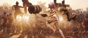 無双スターズ ソフィーとプラフタのゲームスクリーンショットが公開!戦場のアクションを確認!
