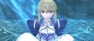 Fate/EXTELLA, Fate Fate/EXTELLA 青セイバー、アルトリア・ペンドラゴンの出現条件が確定する。