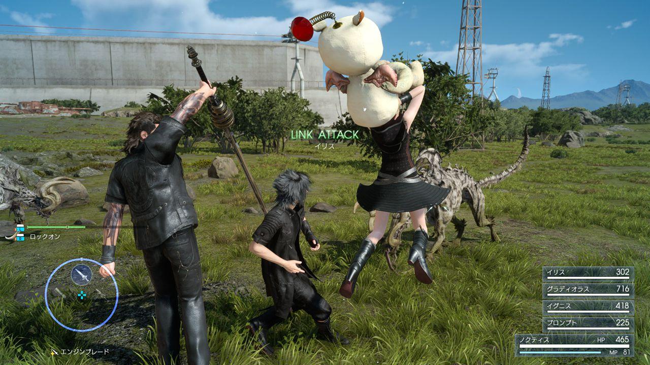 FF15, FF FF15アップデートで ノクト以外のキャラも無料プレイアブル、強くてニューゲーム、無敵スーツなど実装予定