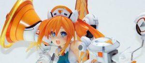 ネプテューヌVII ネプテューヌVII「オレンジハート」のフィギュア化が決定!なんかいい感じ!