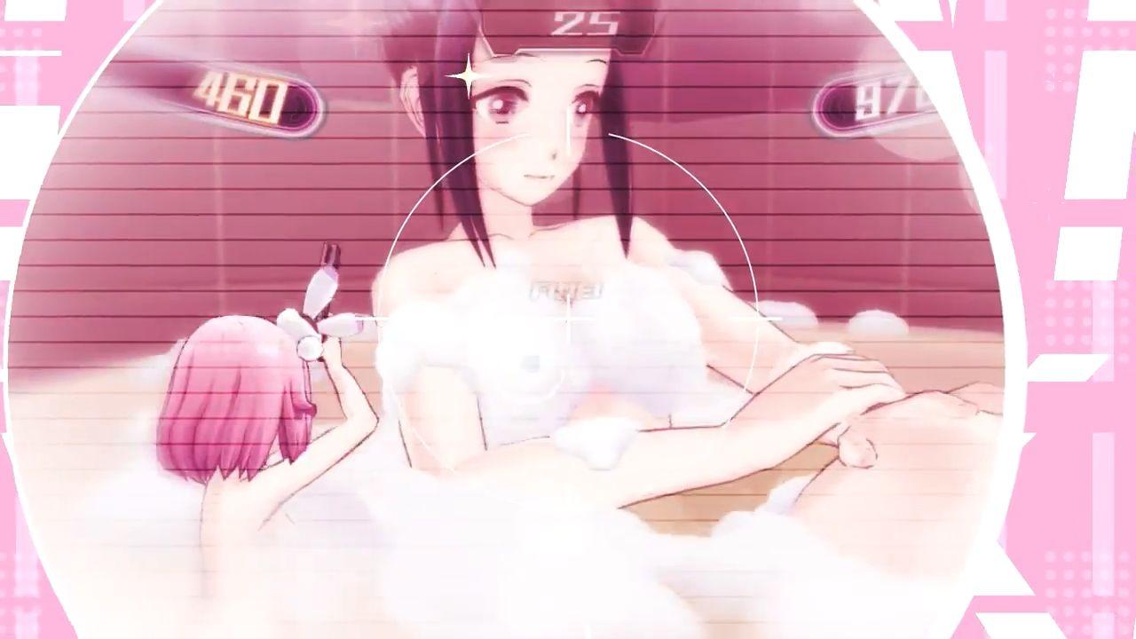 ガンガンピクシーズ 「ガンガンピクシーズ」OP公開!何気に入浴中の女の子で登山できることが判明する。