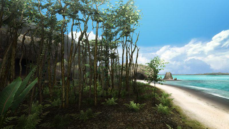 MHXX(モンスターハンターダブルクロス) MHXX MH2から「密林」が復活マップとして登場!龍識船の登場人物も
