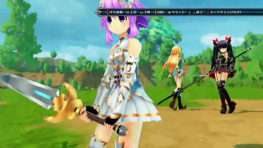 四女神オンライン 「四女神オンライン」のプレイ動画が公開!アクションやパーティ編成、ボイス入りチャット、かわいいモデリングなど!
