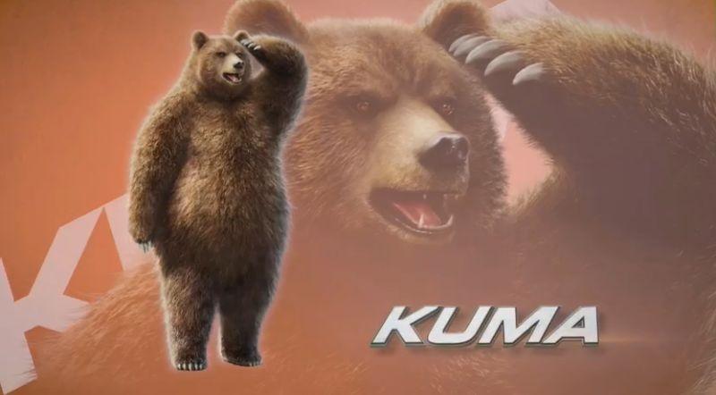 鉄拳7 鉄拳 鉄拳7 「クマ」と「パンダ」が参戦決定!今回は別々で登場!オンライントーナメントモードも実装、発売日は来月発表!
