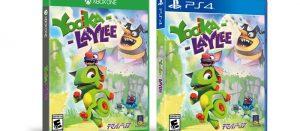 Yooka-Laylee 「Yooka-Laylee」の発売日が決定、日本は不明。バンカズファン待望の箱庭ゲー!