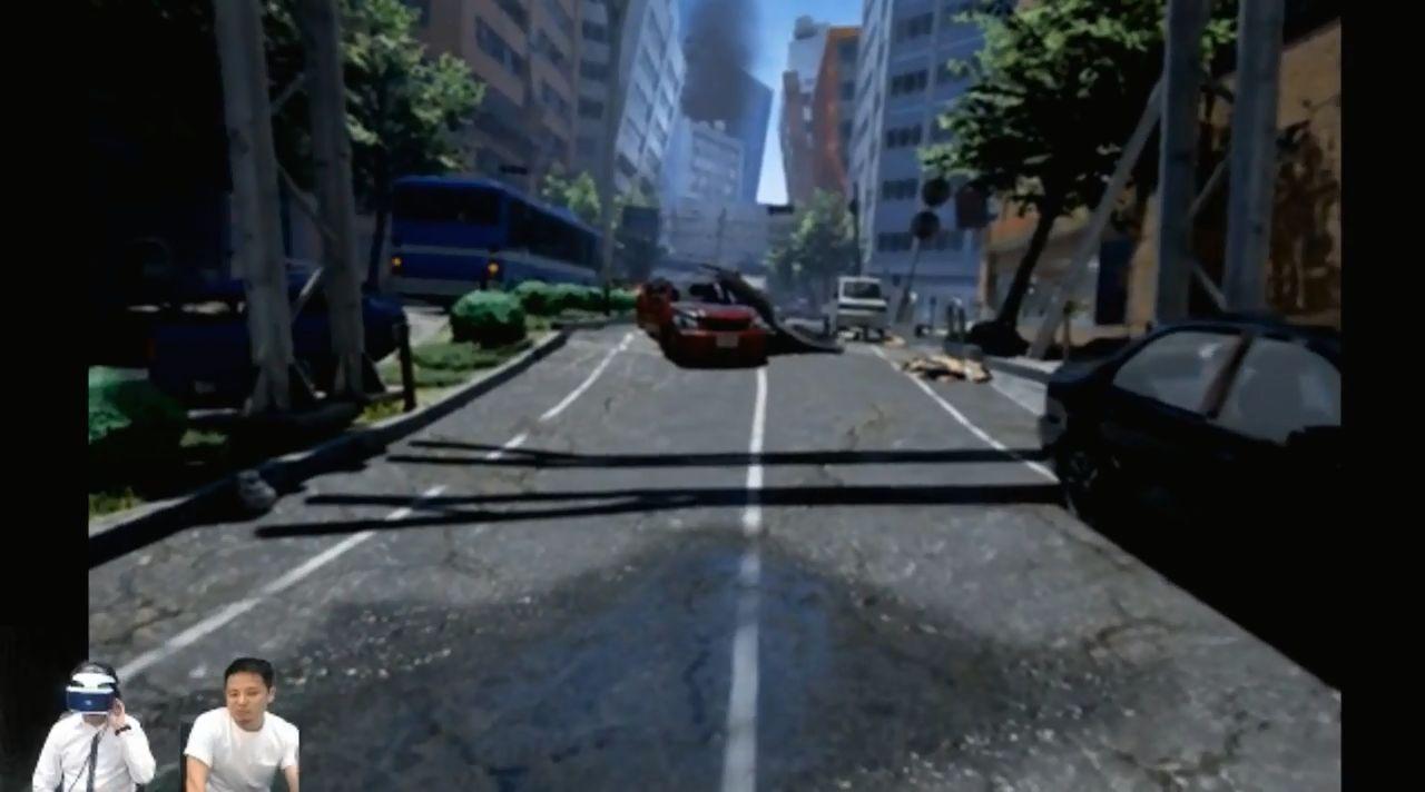 絶体絶命都市4 絶体絶命都市 PSVR体験版「絶体絶命都市4」のプレイ動画のリアル感が凄い!ぜひ配信してほしいところ