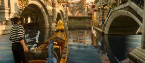 FF15, FF FF15 「モグチョコカーニバル」の場所は水都オルティシエ開催!お祭り騒ぎで楽しそう