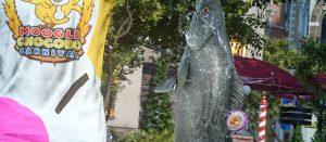 FF15 FF FF15 「モグチョコカーニバル」の場所は水都オルティシエ開催!お祭り騒ぎで楽しそう
