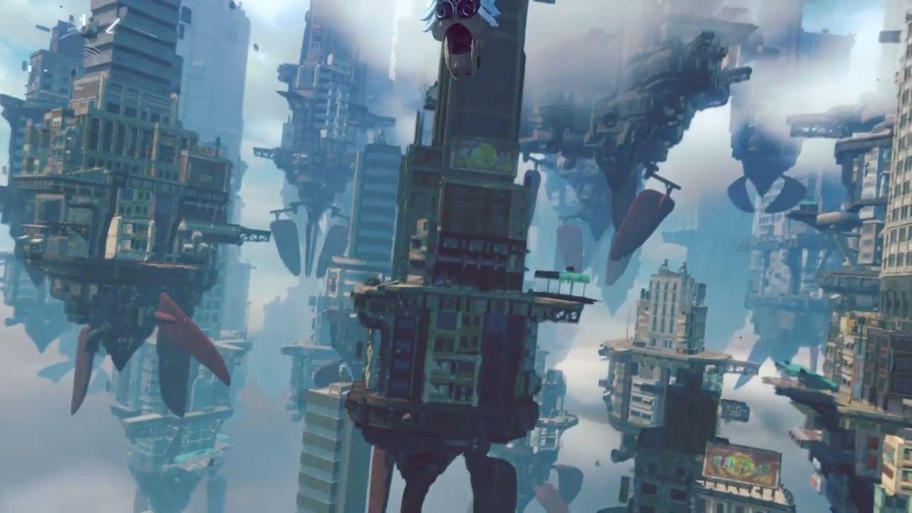グラビティデイズ2 グラビティデイズ 美麗な街を探索!グラビティデイズ2の細かい作り込みまで実感できるプレイ動画!