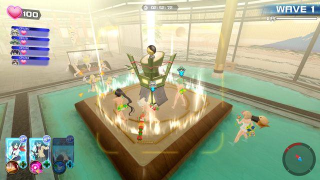 閃乱カグラPBS 閃乱カグラPBS 協力プレイや更衣室でのスキンシップなど、ゲームモードをゲーム画面付き公開!
