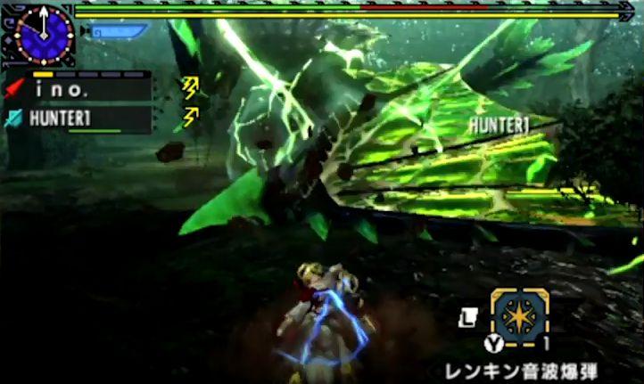 MHXX MHXXのレンキンスタイルなどをプレイ動画で紹介!青電主ライゼクス戦収録、二つ名BGMが原種と同じになってる。