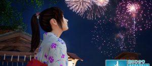 「サマーレッスン」 DLC第5弾「花火大会編」が1/26配信決定!ひかりちゃんの浴衣衣装が登場!
