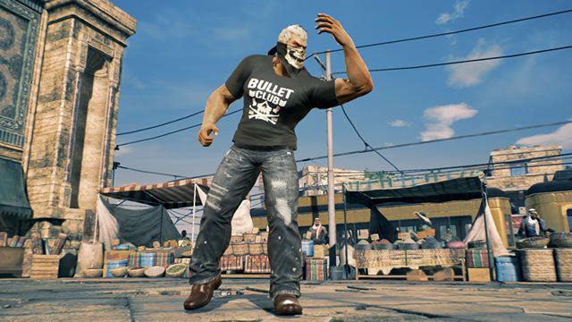 鉄拳7, 鉄拳 鉄拳7 キングのプロレスコラボコスはレイジアーツも変化!1月23日よりキャンペーンスタート!