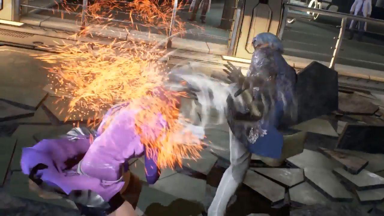 鉄拳7 鉄拳 家庭用版鉄拳7の発売日が決定!エリザ参戦&初回特典に決定!今回は有料DLCありっぽい...。