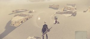 ニーア オートマタ, ニーア, 2B 「ニーア オートマタ」 E3 2016トレイラー、2Bのアクションに括目せよ