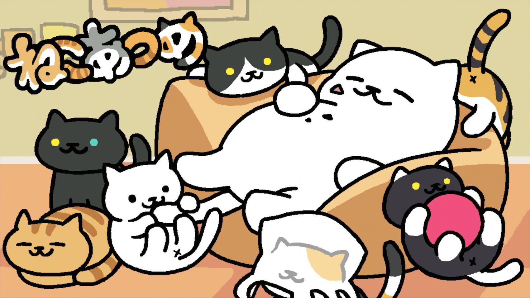 【猫の日】ねこのゲームキャラクターって意外といねぇ...。