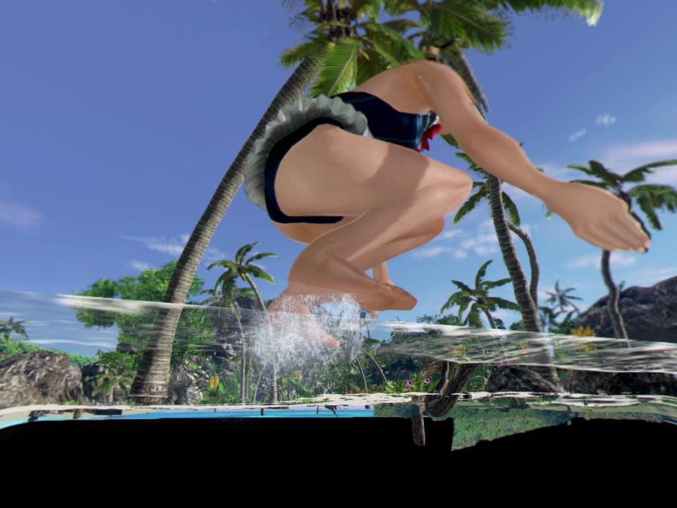 マリーローズ DOAX3 DOAX3マリーの水着消失バグ、そのやり方は意外と簡単
