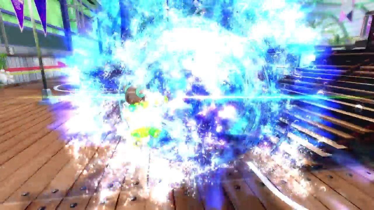 閃乱カグラPBS 「閃乱カグラPBS」ツインハンドガンやスプレーガンなど5つの武器プレイ動画