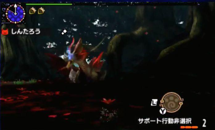 MHXX MHXX「天眼タマミツネ」プレイ動画公開!怒り状態になると攻撃が変化、ロックオンされる危険アップ!