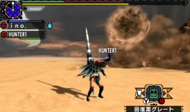 MHXX MHXX「鏖魔ディアブロス」プレイ動画!咆哮キャンセル→突進攻撃が脅威!公式動画では非怒りでほぼ一撃死。