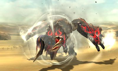 MHXX 【肉質】MHXX攻略 ディアブロス、氷属性武器で足攻撃はあまり効果なし