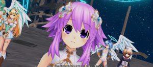 四女神オンライン PC版「四女神オンライン」が発売決定!海外PS4版と同時リリースへ