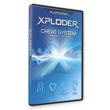 チート Xploder PS4向け「Xploder」が発売決定!セーブエディタを追うように第2のブーストツールが発表へ...。