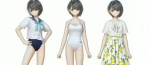 ブルーリフレクション「キャラクターパーフェクトファイル」「プレイヤーズナビゲーター」発売!制服×スク水など、3種類のコスチュームDLCが付属!
