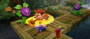 PS4 Pro/4k対応HDリマスター「クラッシュバンディクー」 美麗なゲーム画面公開!