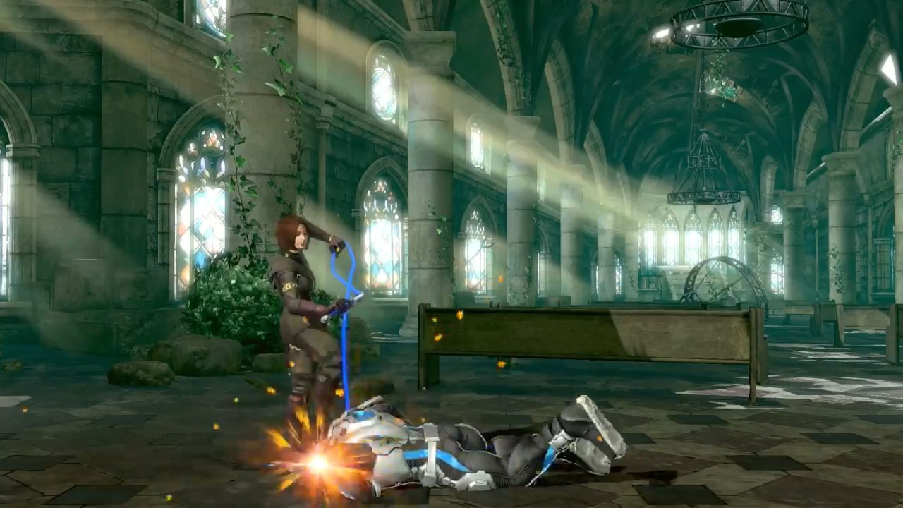 THE KING OF FIGHTERS XIV KOF14 DLCキャラクターとして「ウィップ」が参戦決定!S気全開なプレイ動画も公開へ
