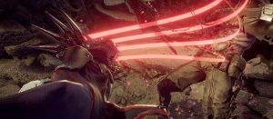 コードヴェイン コードヴェイン 多数のゲーム画面公開!キャラクターデザインもGE風でいい感じだが、これ生きるために同族の血を吸うってこと?