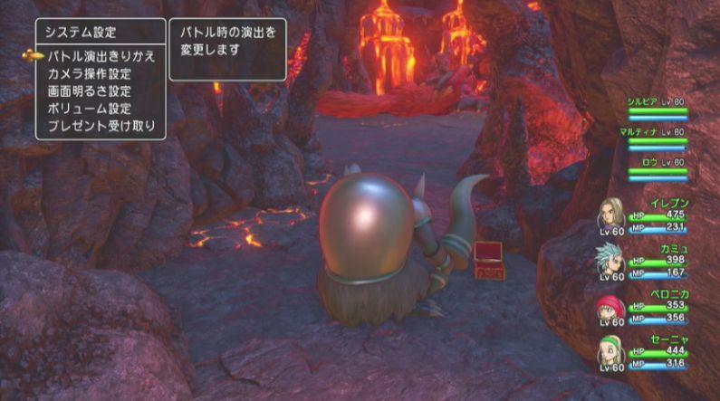 DQXI DQ 新要素多数!DQ11プレイ動画 戦闘はいつものドラクエ!モンスターに乗れたり、ふっかつのじゅもんで途中から遊べたりする