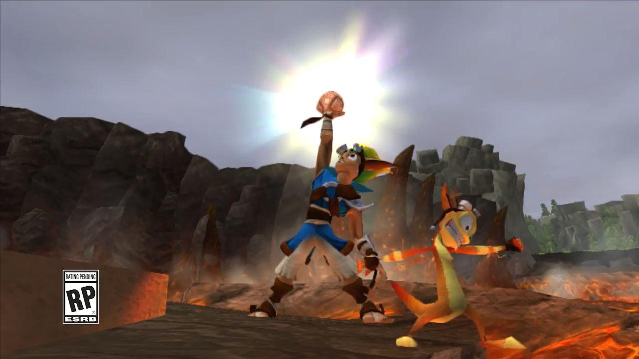 ジャック×ダクスター PS4版「ジャック×ダクスター 旧世界の遺産」配信中!トロフィーあり、ノーティドッグPS2デビュー作として