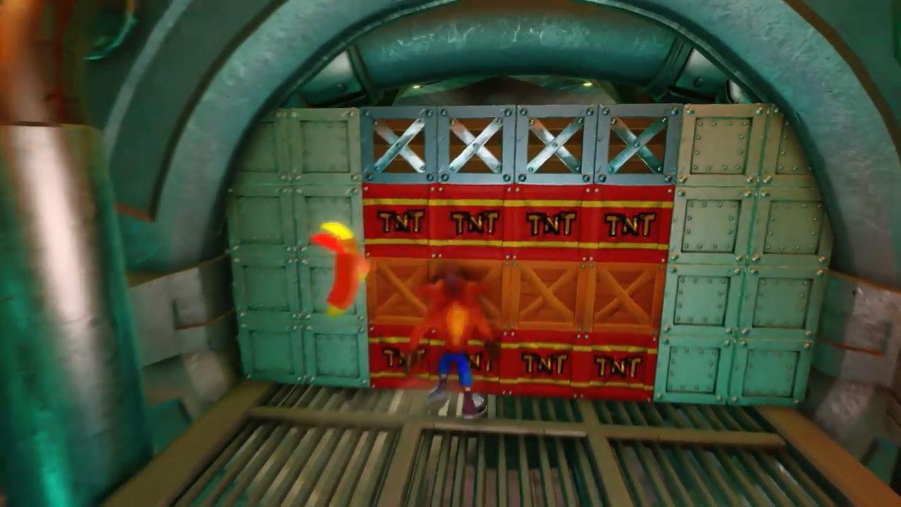 クラッシュバンディクーPS4 クラッシュバンディクーHD地下道ステージプレイ動画!個人的にBMGが神!