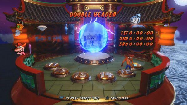 クラッシュバンディクーPS4 クラッシュバンディクー3HDワープルームやロード時間も確認できるプレイ動画