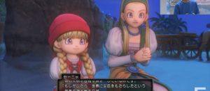 DQ11砂漠の町「サバディ」プレイ動画!PS4版と3DS版両方で同じ場所で比べられる