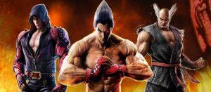 鉄拳7 「鉄拳7ストーリー2弾」ニーナ、キング、ジャック、スティーブなど公開