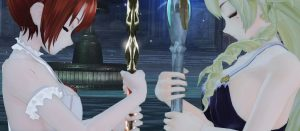 「よるのないくに2」 チョコにうるさい「エレノア CV:田中あいみ」や水着コスで戦う姿が公開