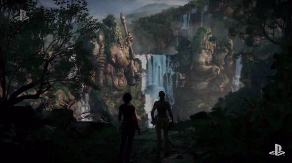アンチャーテッド 古代神の秘宝 「アンチャーテッド 海賊王と最後の秘宝」DLC「古代神の秘宝」のE3 2017トレイラーが公開