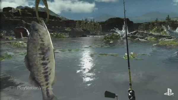 FF15 PSVR「FF15」の続報?釣りやキャンプなどをVR視点で楽しむトレイラー!配信は2017年9月へ