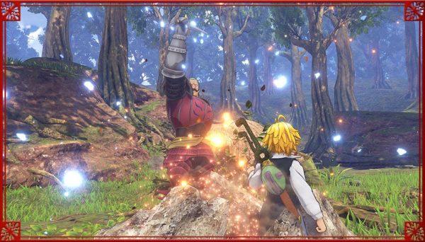 七つの大罪 PS4ゲーム「七つの大罪 ブリタニアの旅人」発表!綺麗なアニメ風グラフィック、2人プレイが可能