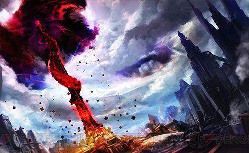 塔亰Clanpool PSVita「塔亰Clanpool(トウキョウクランプール)」発表!まなみつ氏がキャラデザを担当するRPG!