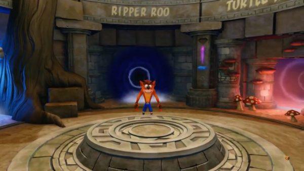 クラッシュバンディクーPS4 「クラッシュHD版」キャラ変更、ココ・バンディクーのプレイ動画公開!こんなにイカれキャラだったっけ?